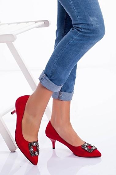 MODAGON Ayakkabı Kırmızı